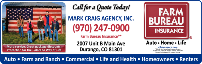 Farm Bureau Insurance-Mark Craig Agency