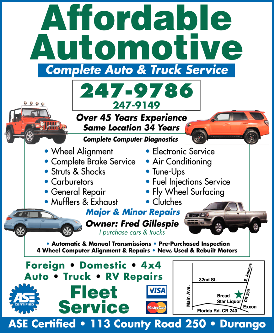 Affordable Automotive