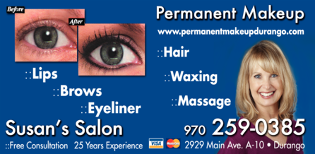 Susan's Salon & Permanent Makeup