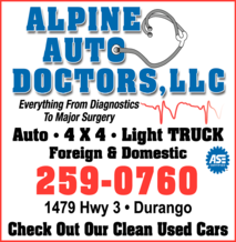 Alpine Auto Doctors