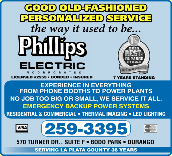 Phillips Electric Inc