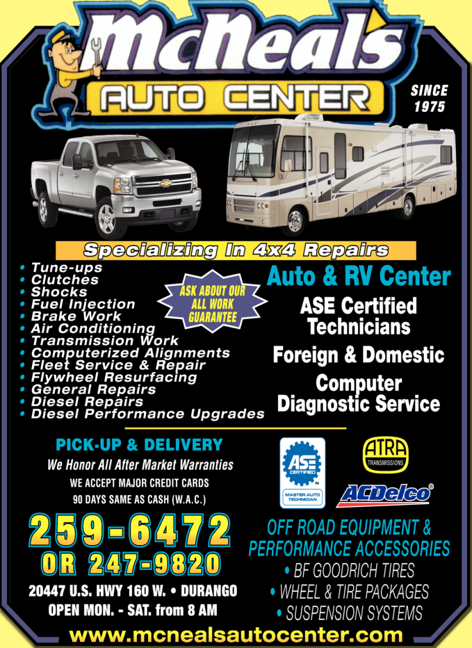 McNeal's Auto Center