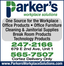 Parker's Workplace Solutions