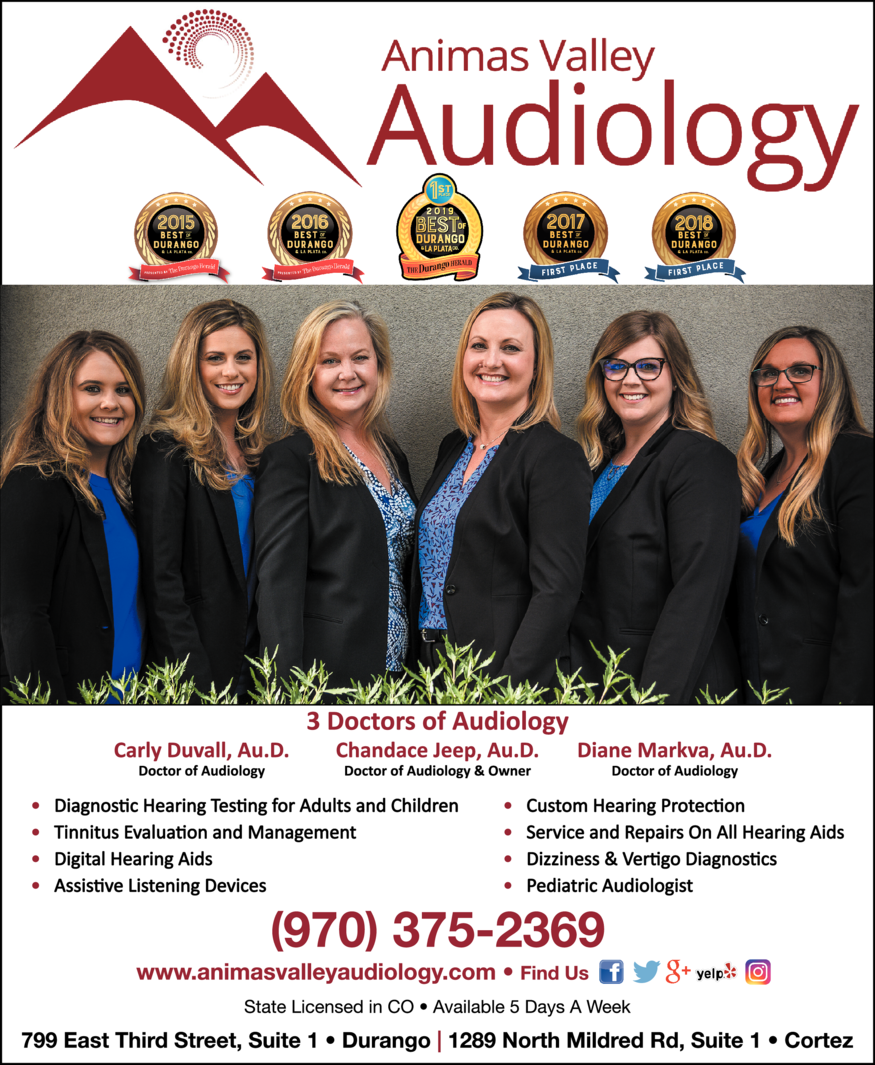 Animas Valley Audiology Associates LLC