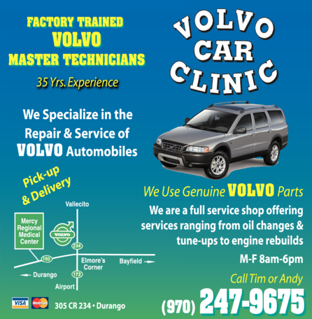 Volvo Car Clinic