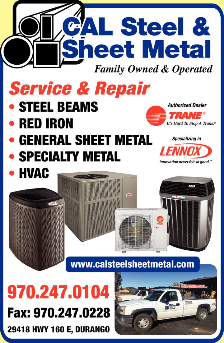 CAL Steel & Sheet Metal